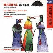 Die Vogel CD Cover