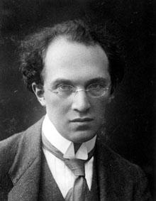 Franz Schreker, circa 1911