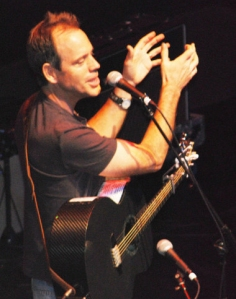 David in concert