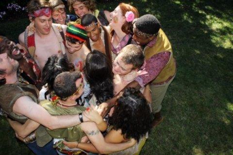 Tribal Hug