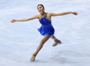 Kim Yu-Na (REUTERS/Gonzalo Fuentes)